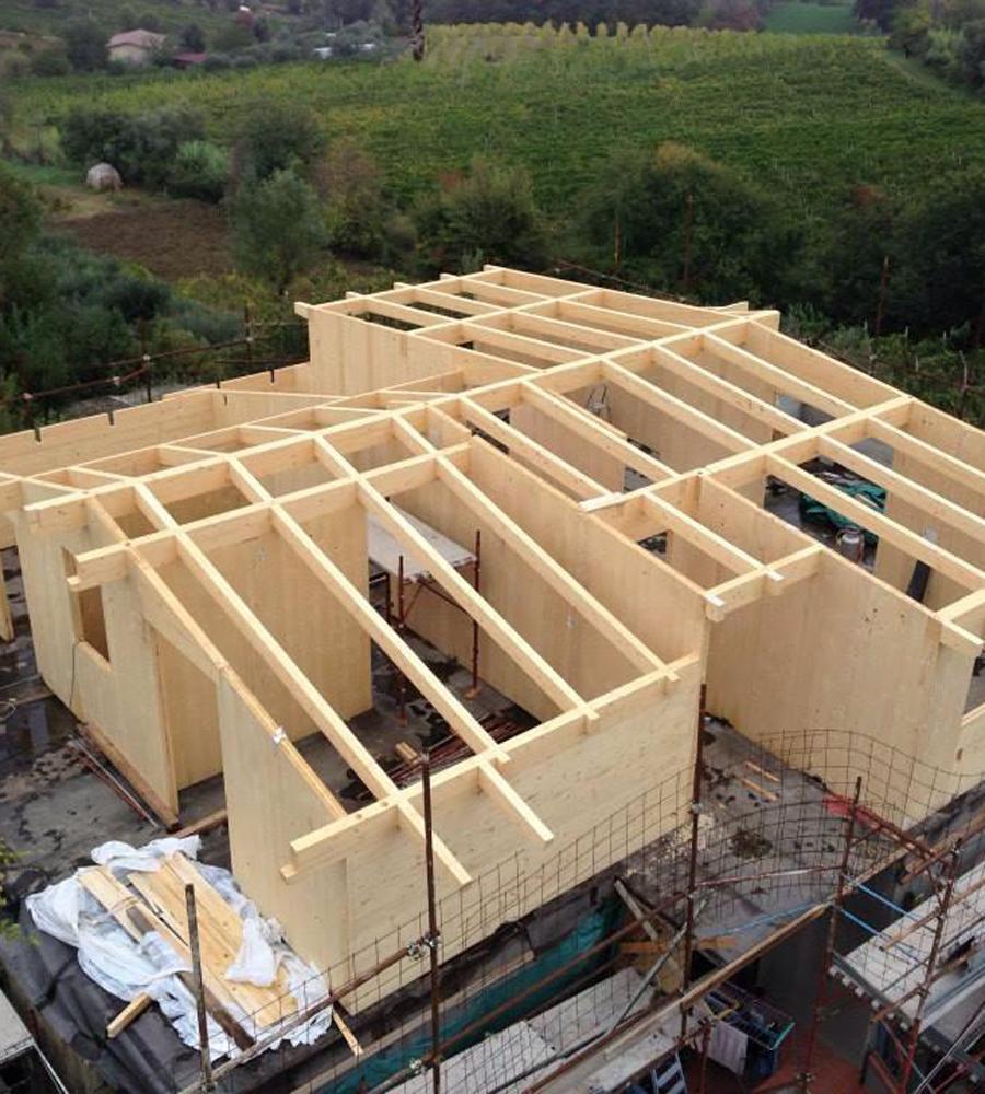 Come fare una copertura in legno kit pensilina in legno for Costo dei materiali per costruire una casa
